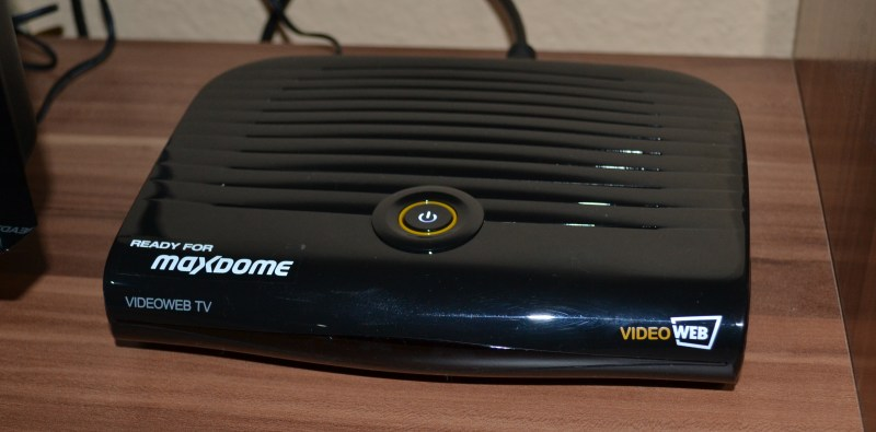 Android dlna maxdome Medien streaming test TV videoweb