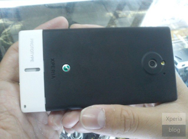 Android ces2012 Leak Sony Sony Ericsson