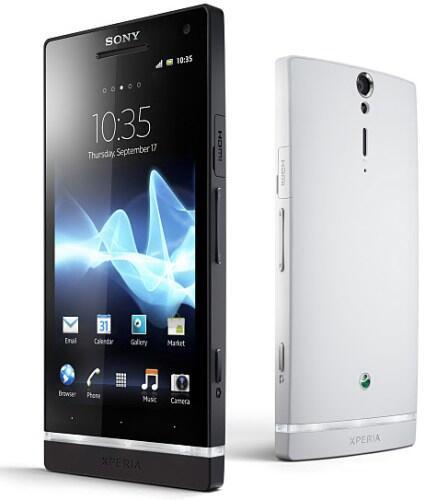 Android Leak nfc Sony Sony Ericsson xperia s