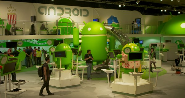 Android Apps Google market mwc2012 stats