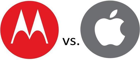 Android Apple gericht Motorola push