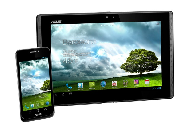 Android Asus padfone