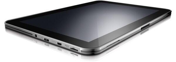 Android AT200 Honeycomb ICS shopping tablet Toshiba