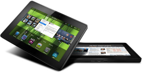 BlackBerry-Apps mwc2012 over the air playbook Update