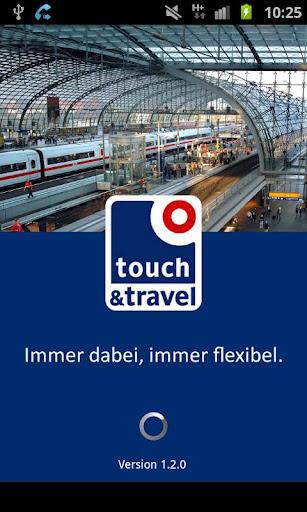 Bahn dienste nfc o2 qr Reisen Vodafone