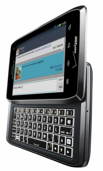 Android Droid 4 moto Motorola Video