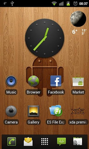 Android app homescreen launcher System Tool