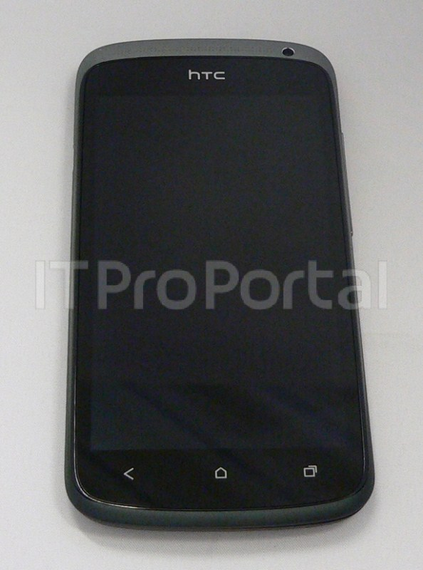 Android foto HTC ICS Leak mwc2012 one x
