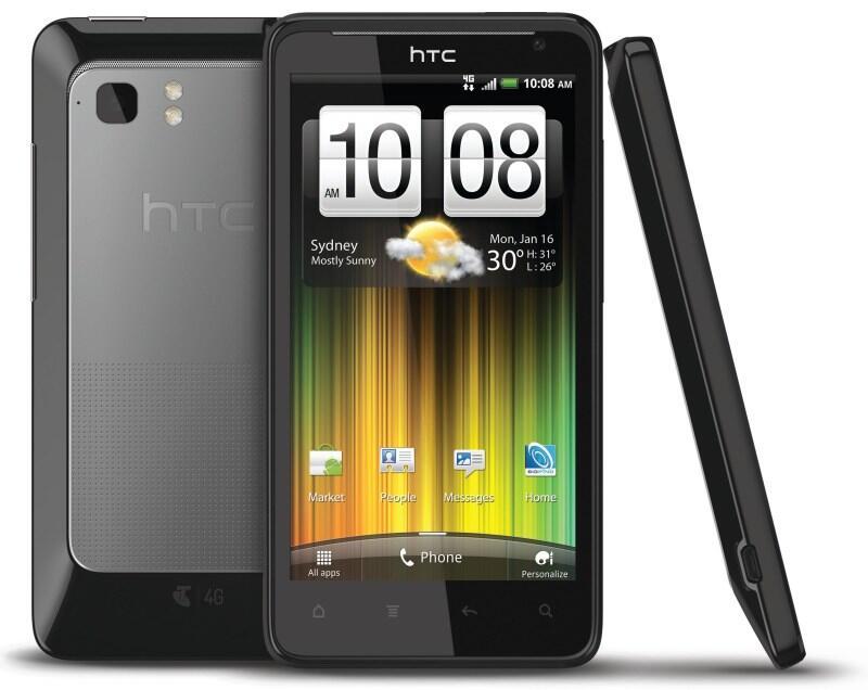 4G Android deutschland HTC LTE Vodafone