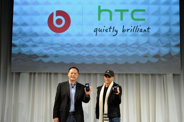 Android HTC LTE Musik mwc2012 streaming