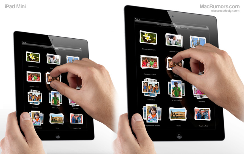 Apple Gerücht iOS iPad Mini oktober