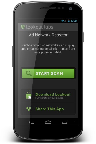 ads Android app Apps lookout scan Sicherheit System tipp