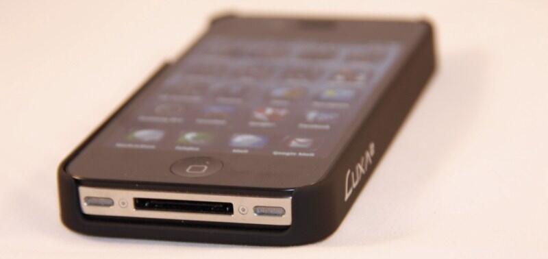 Apple carbon hülle iphone tasche test