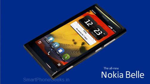 Belle Leak Nokia Symbian