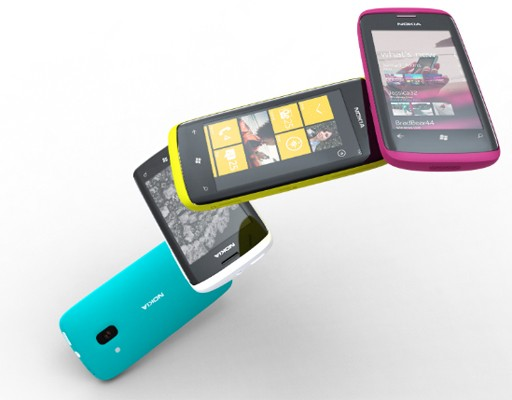 Leak lumia 610 mwc2012 Nokia Windows Phone