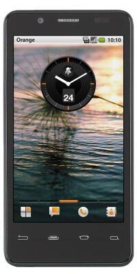 Android intel mwc2012 orange