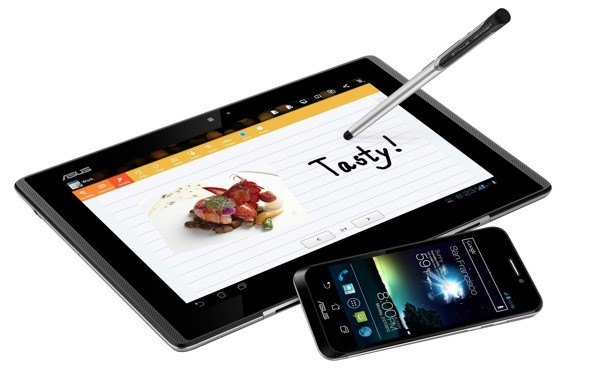 Android Asus padfone specs tablet Video