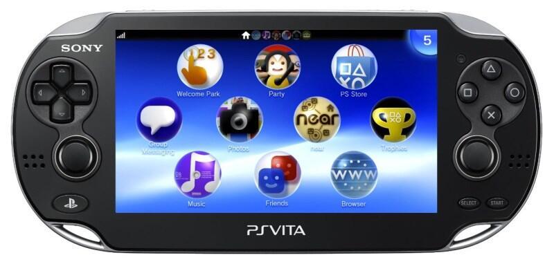 gaming playstation Spiele Vita