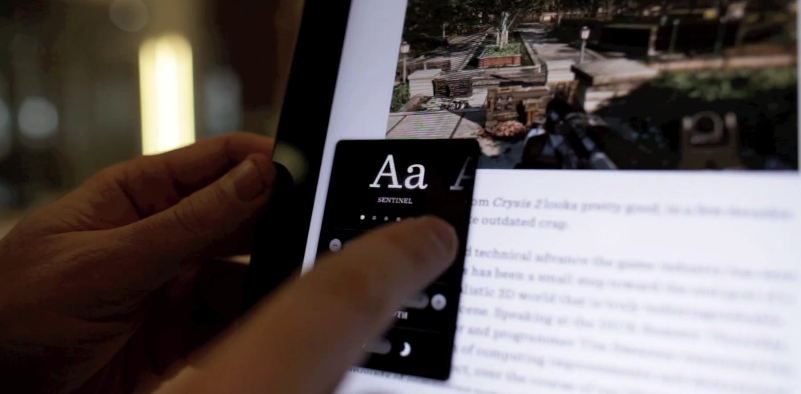 app store Apple iOS iPad iphone readability