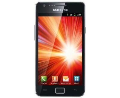 Android galaxy s2 neu plus Samsung Update