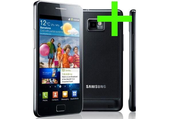 Android benachmark galaxy s2 Leak plus Samsung