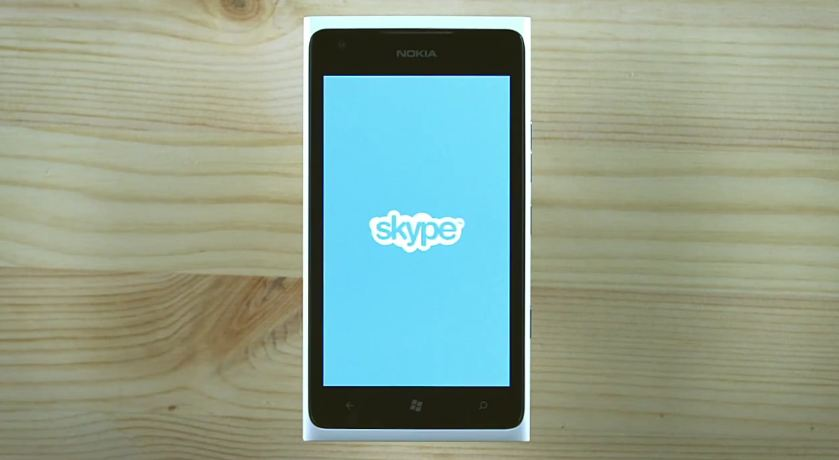 app marketplace microsoft Skype Video Windows Phone