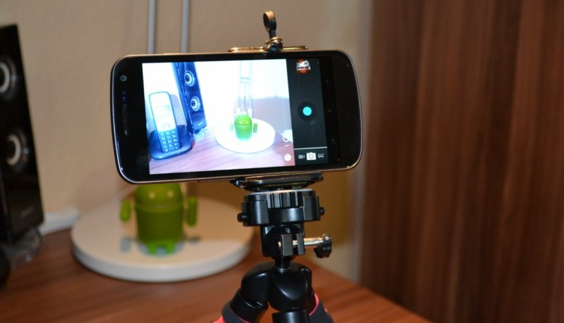 Android bilder foto fotografie iphone Pearl Smartphone Stativ test