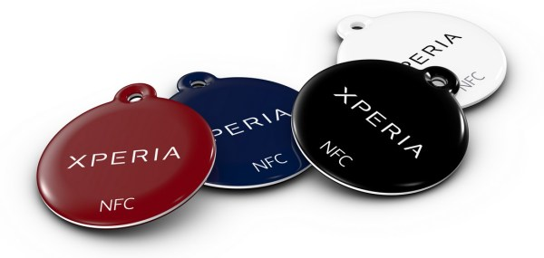 Android app market nfc Sony Xperia xperia s