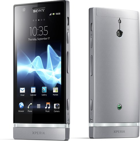 "#MWC | Sony Xperia P kommt mit ""White Magic"" hellstem Display der Welt"