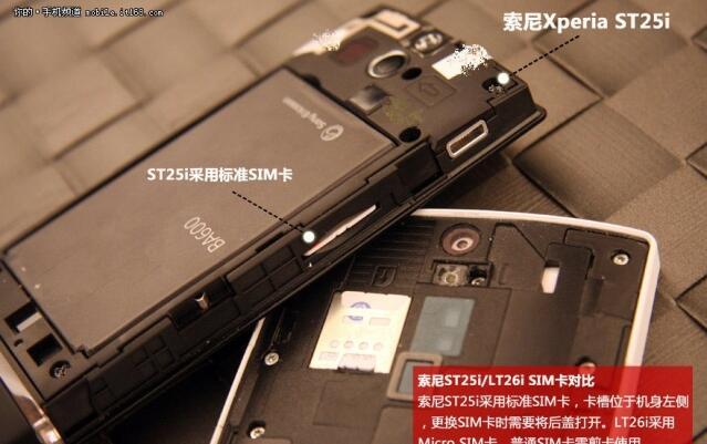 Android Fotos Leak Sony xperia s xperia u
