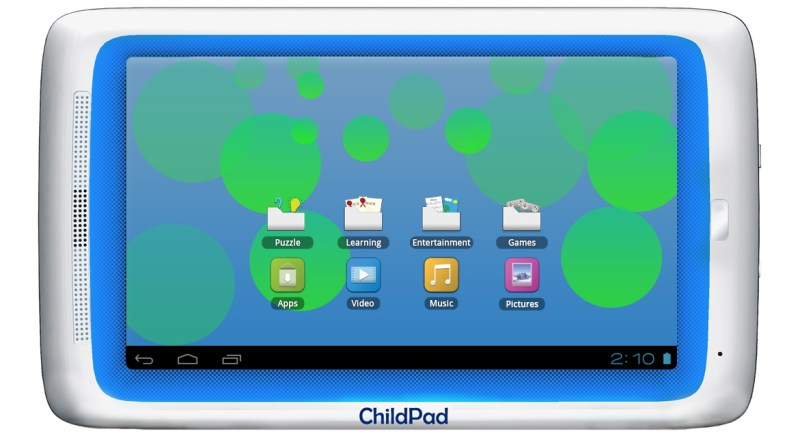 Android Archos cebit2012 tablet