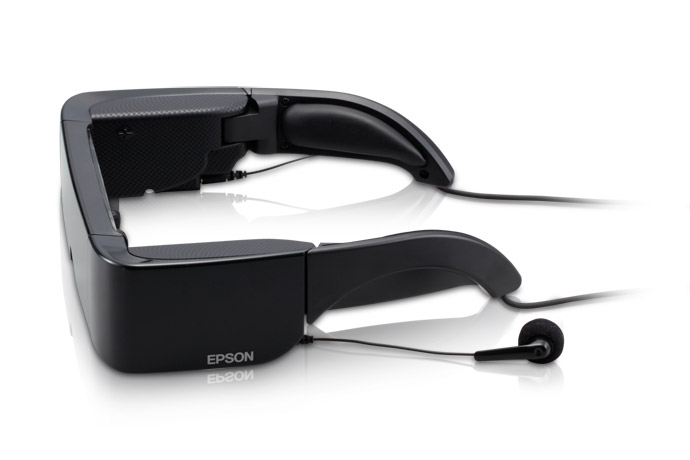 Android brille epson Gadget