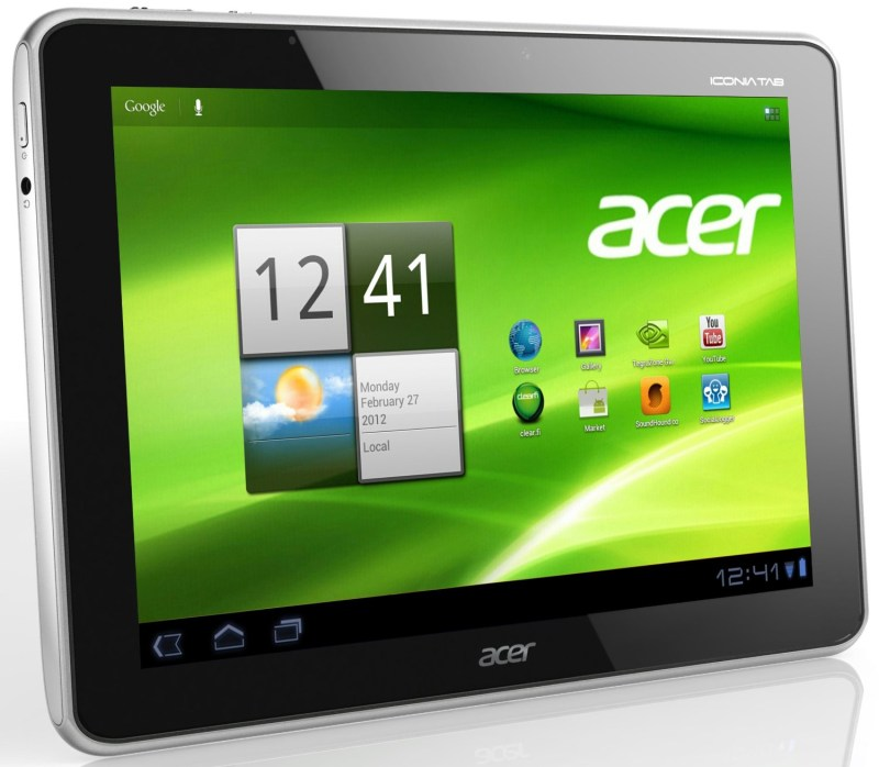 A510 Acer amazon Android iconia ICS shopping tablet
