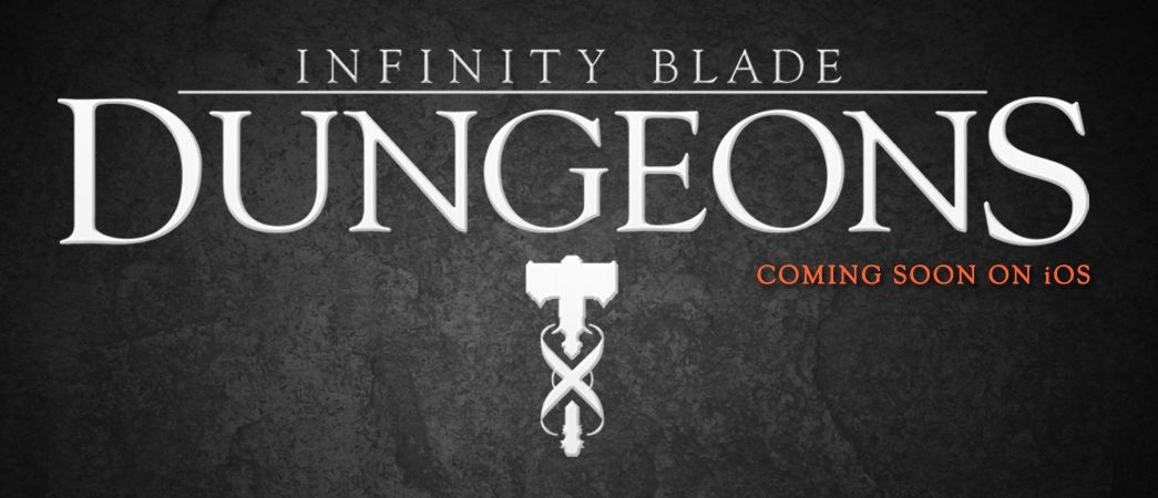 Apple dungeons infinity blade iOS pad trailer
