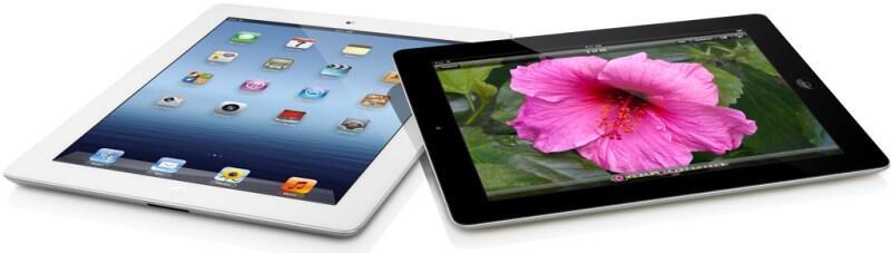 Apple iOS iPad markt shops tablet