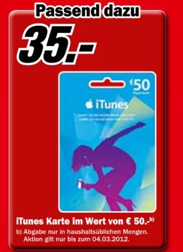 aktion Apple Apps iPad iphone iPod itunes media markt
