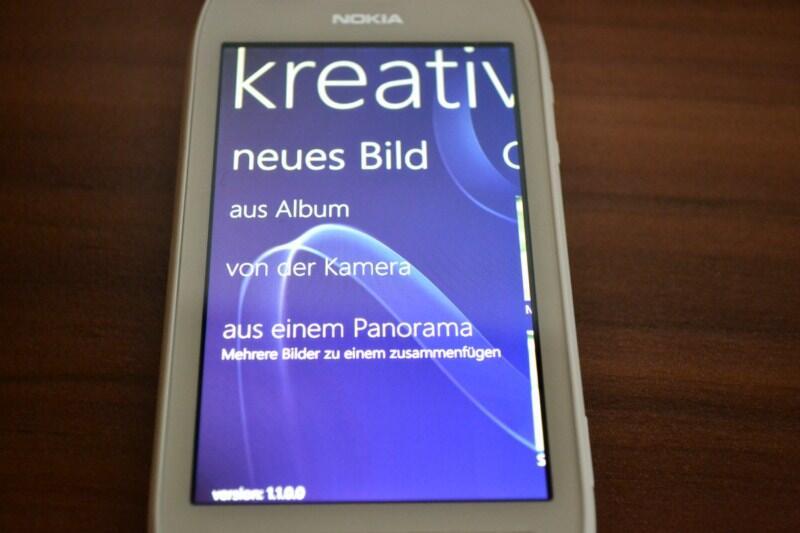 app Kamera Nokia Software Windows Phone