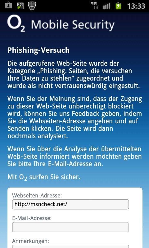 Android iOS netz o2 schutz Sicherheit virus