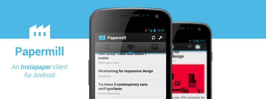 Android Google instapaper play Store