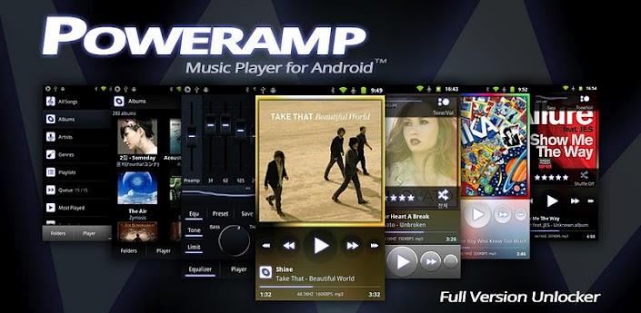 Android app deal Google Play Store player poweramp
