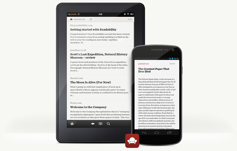 Android Google play readability