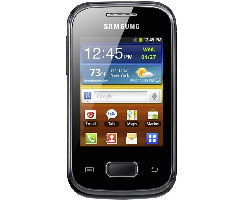 Android billig einsteiger Samsung Smartphone