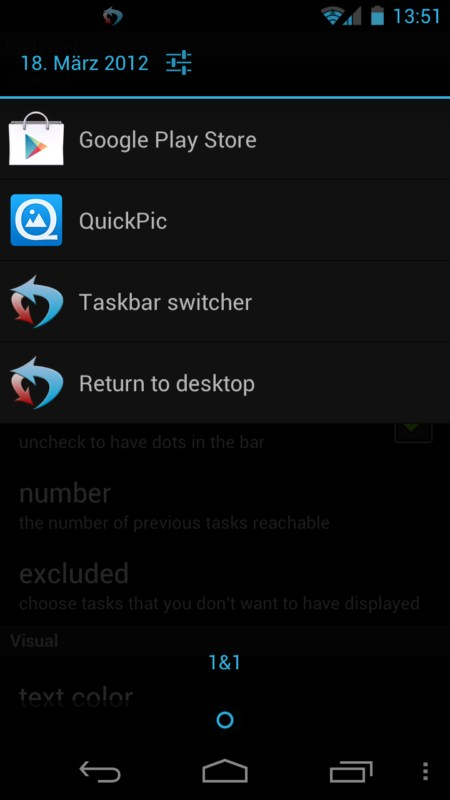 Android Apps Task Tool
