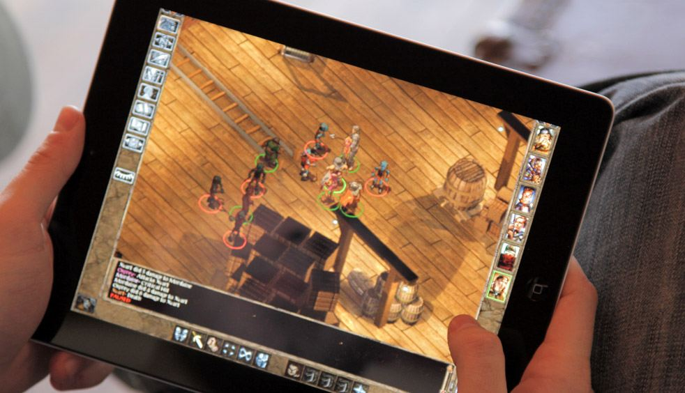 Apple Game iOS iPad Spiel