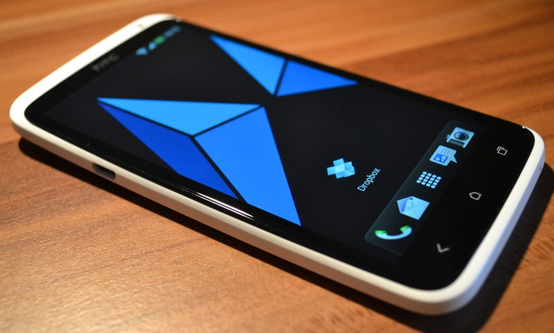 23 gb Android dropbox HTC Speicher trick
