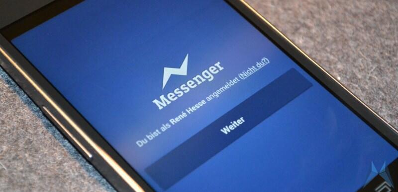 Android facebook Messenger Update