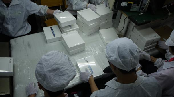 Apple doku exklusiv foxconn iOS iPad produktion Video