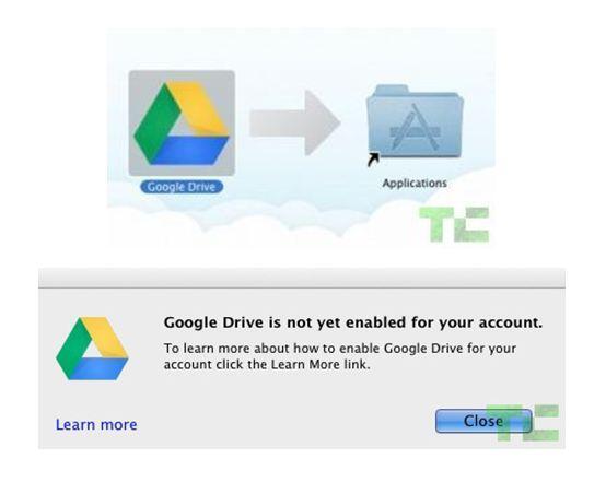 Android cloud drive Google iOS mac Speicher Windows