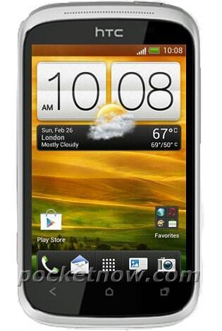 4.0 Android golf HTC ICS Leak Sense