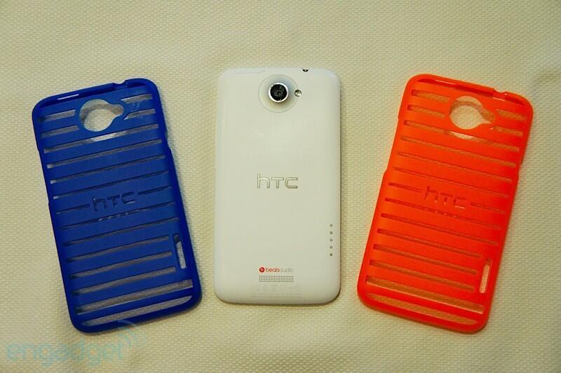 Android case HTC hülle one x schutz